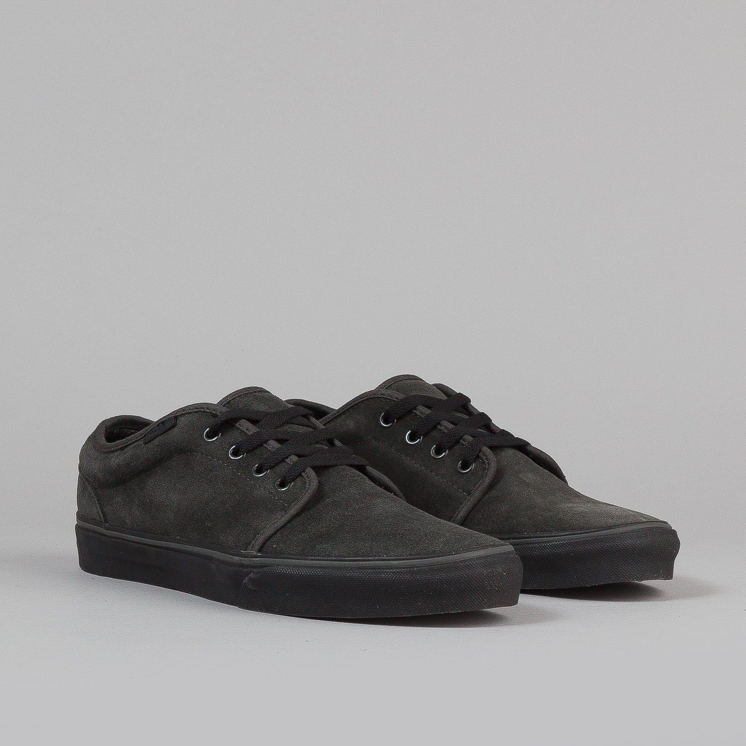 Vans 106 Vulc Shoes - (Suede) Peat / Black