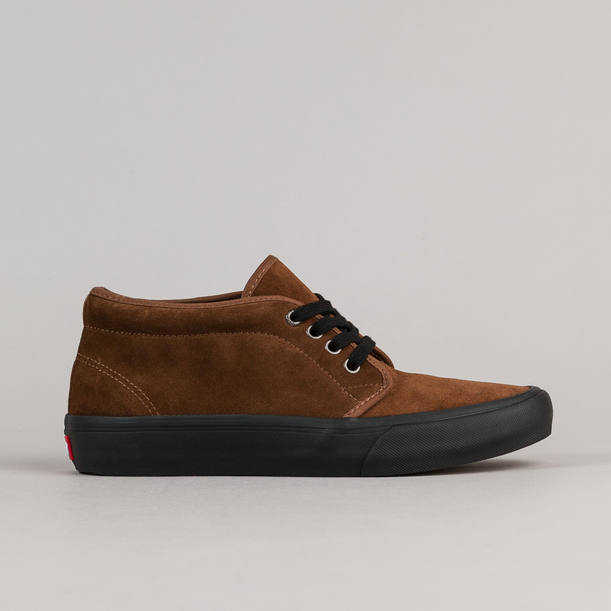 Vans 50th Chukka Pro '93 Shoes - Bison / Black