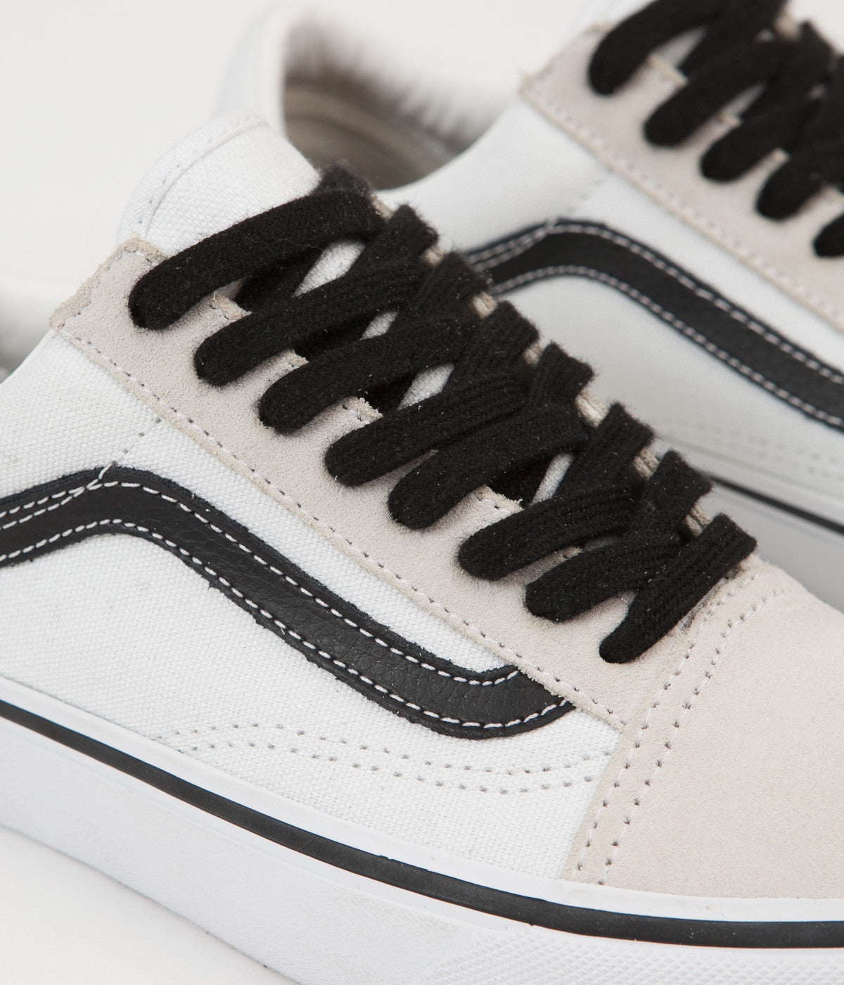 Vans 50th Old Skool Pro '92 Shoes - White / Black