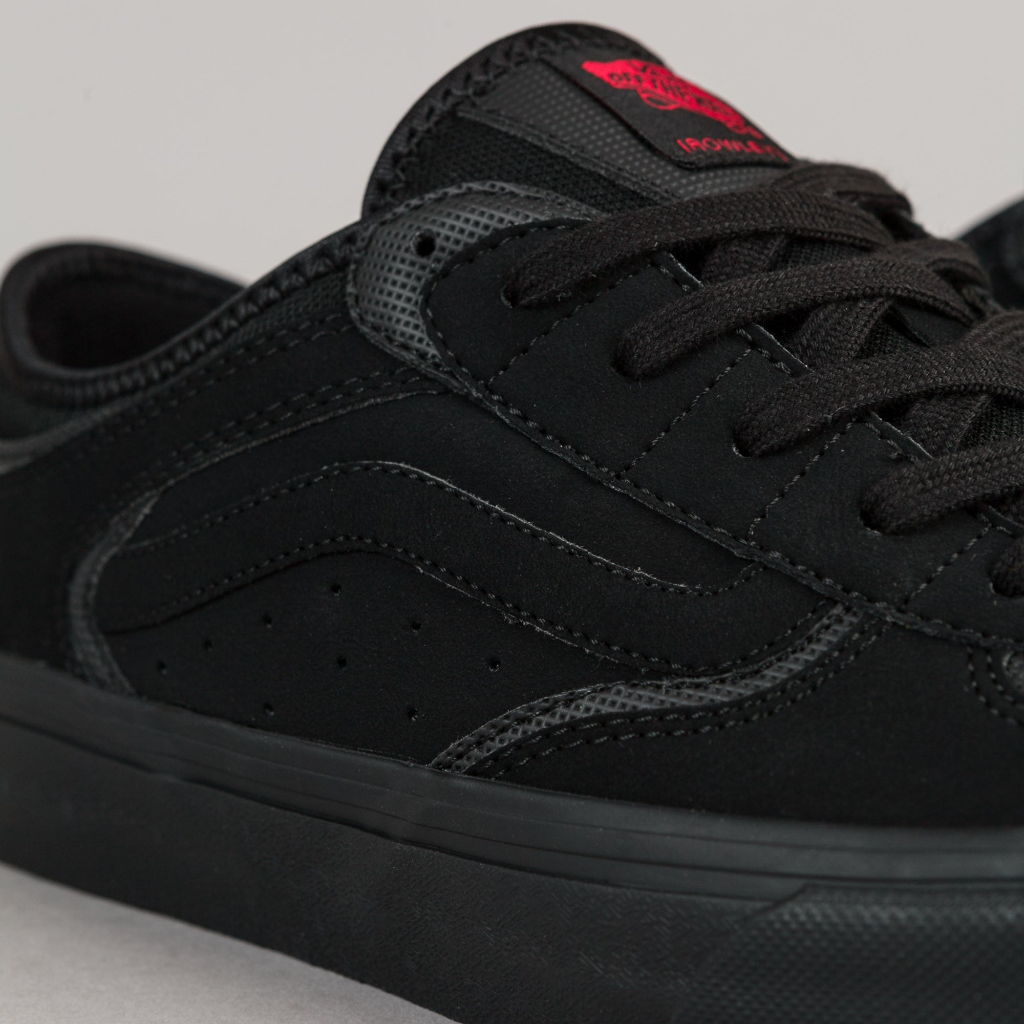 Vans 50th Rowley Pro '00 Shoes - Black / Black