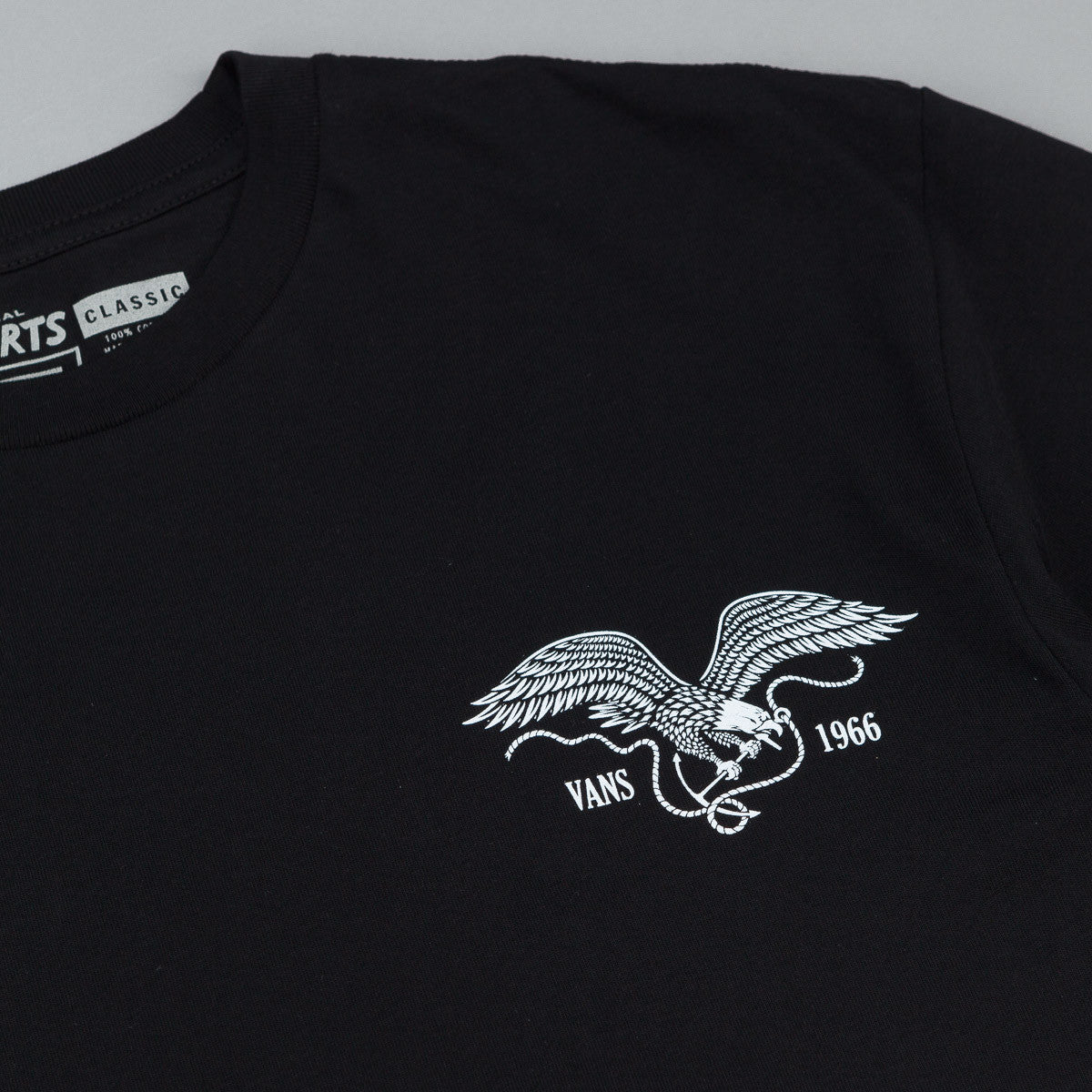 Vans Anchor Clanker T-Shirt - Black