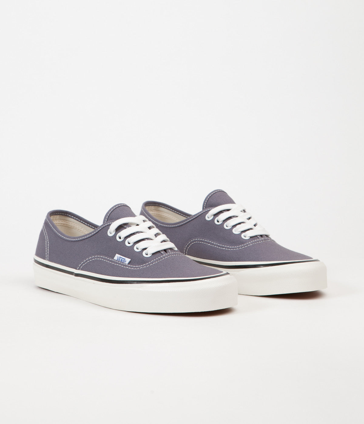 ... Vans Authentic 44 DX Anaheim Factory Shoes - OG Dark Grey ... 8f9654085