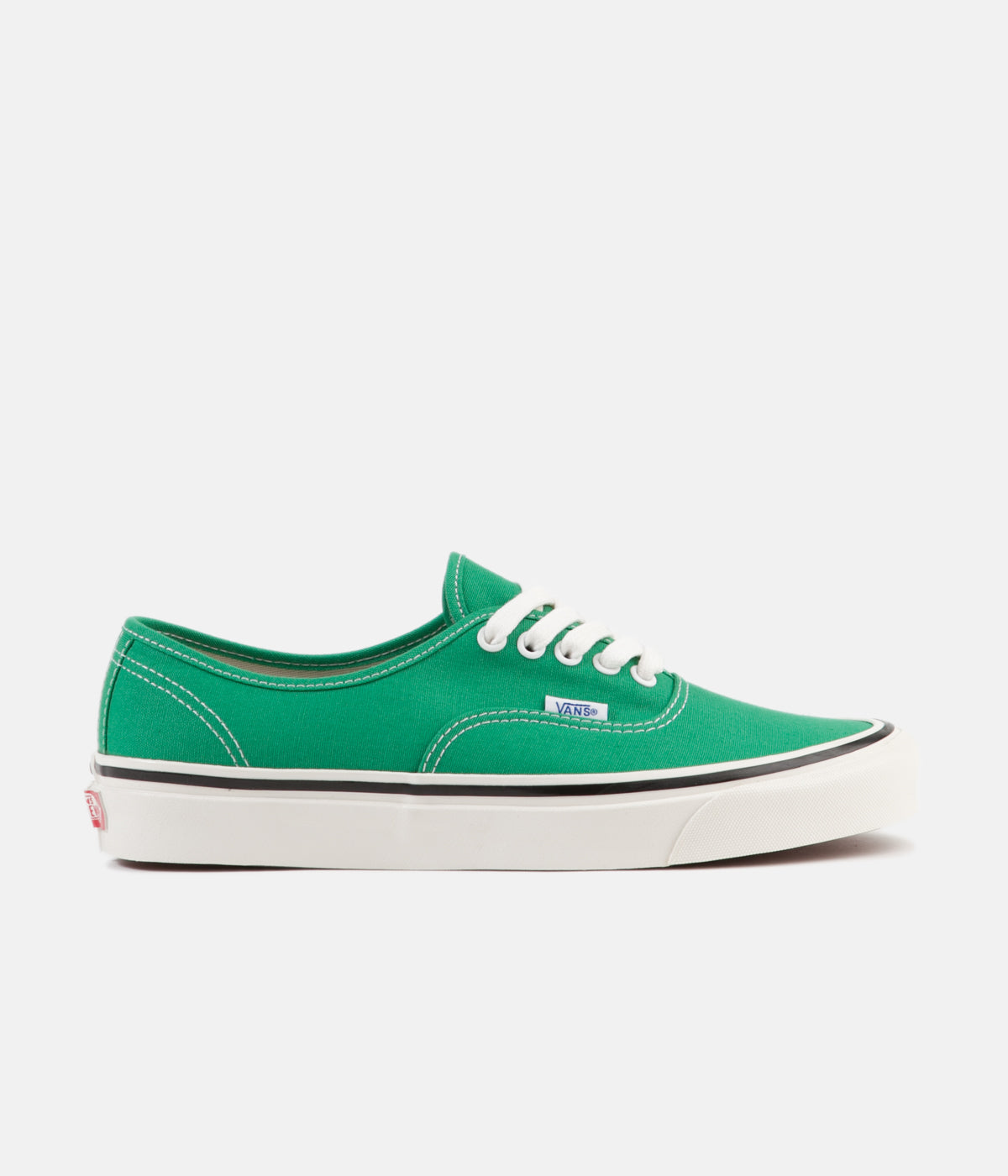 77fe8492 Vans Authentic 44 DX Anaheim Factory Shoes - OG Emerald Green | Flatspot