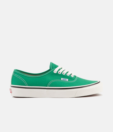 ed62bceaad Vans Authentic 44 DX Anaheim Factory Shoes - OG Emerald Green