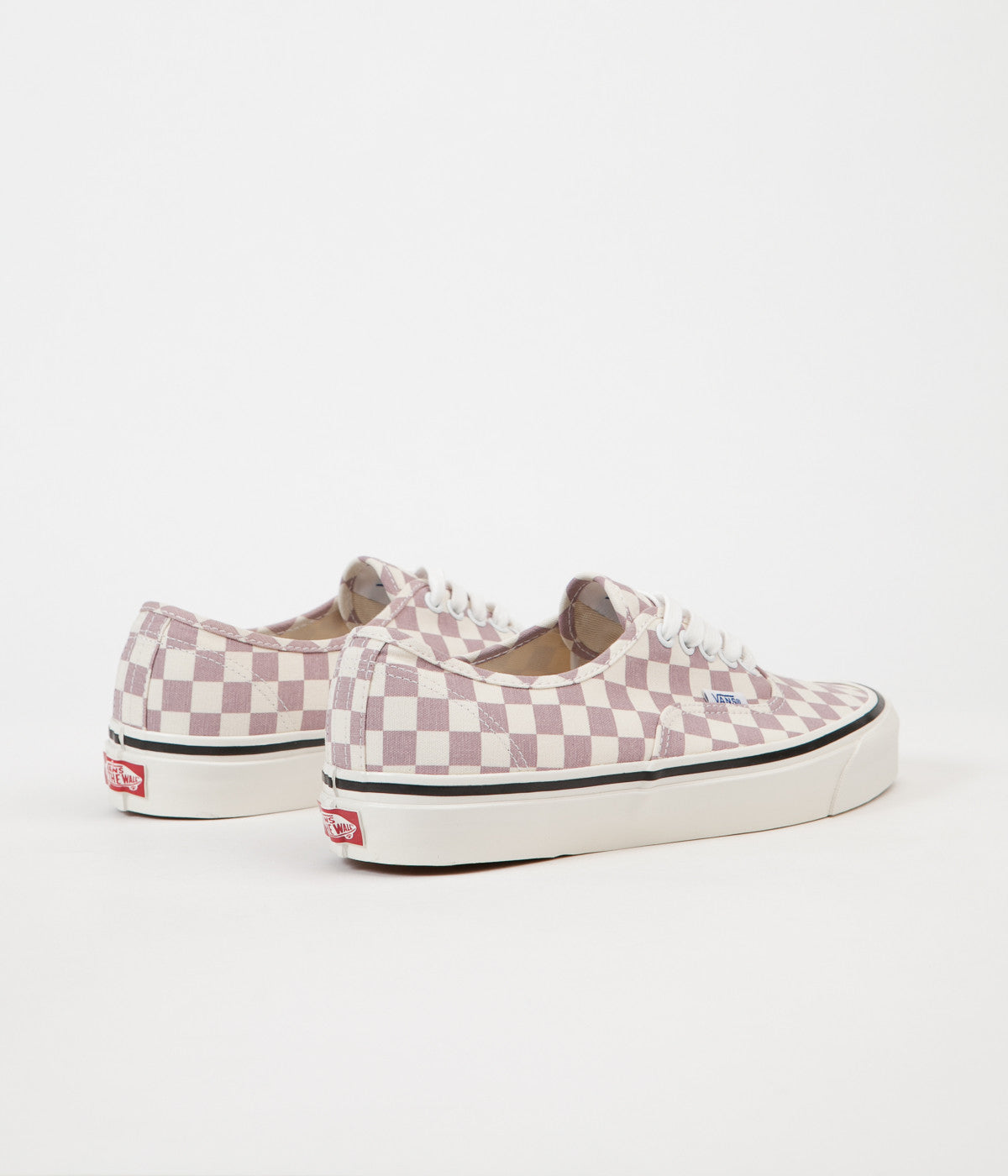 Affordable Prices Vans Anaheim Authentic Trainers (Lilac Check) L89c9288