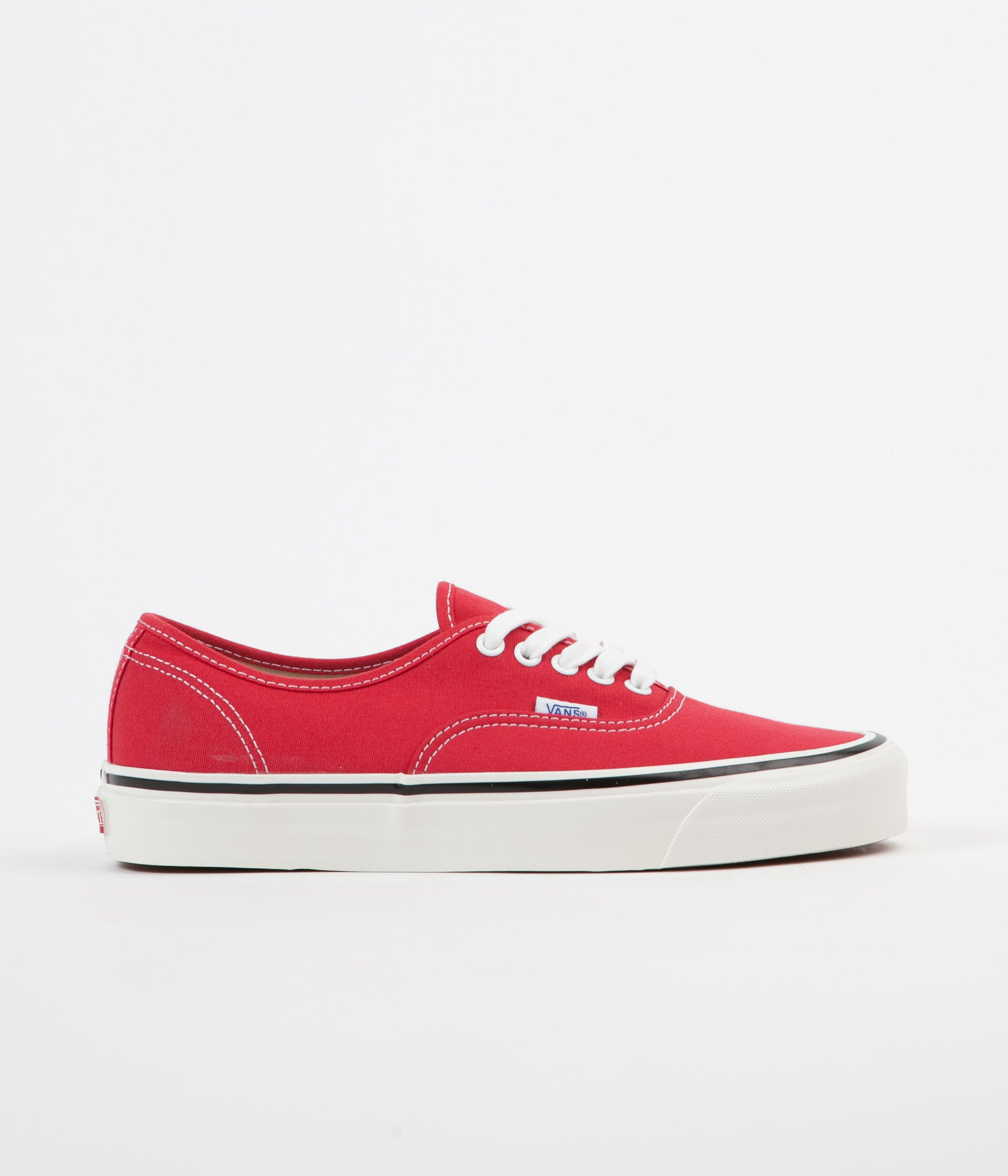 ... Vans Authentic 44 DX Anaheim Factory Shoes - Racing Red ...