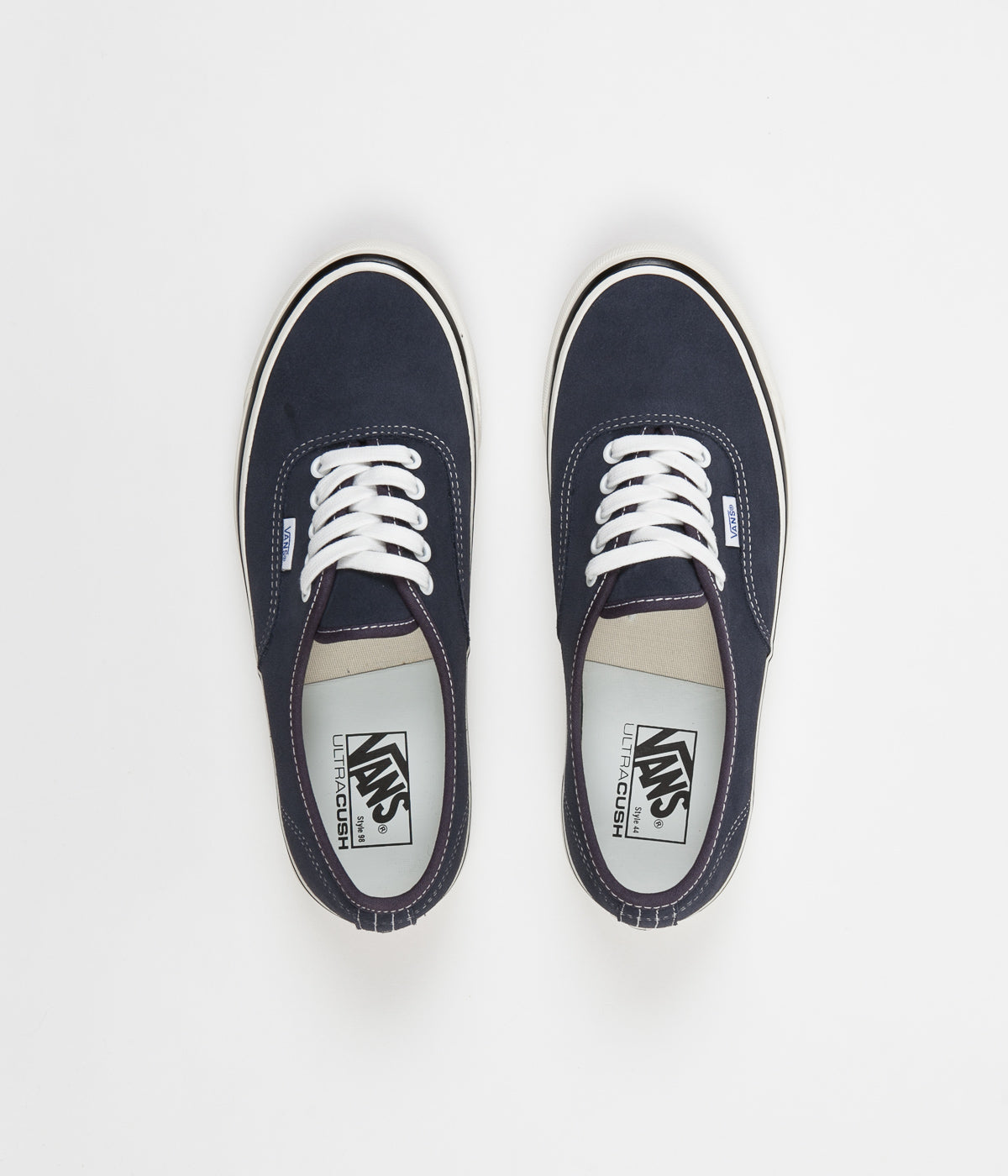 Vans Authentic 44 DX Anaheim Factory Suede Shoes - OG Navy ... beceb61ed4