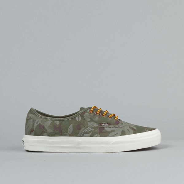 Vans Authentic CA (Floral Camo) Olive Night