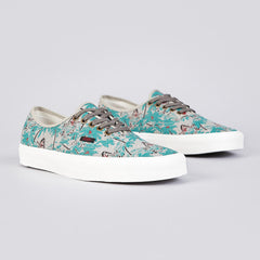 Vans Authentic CA (Hula Camo) Aluminum