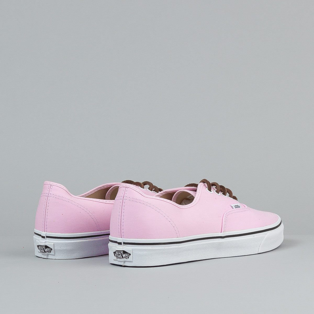 Vans Authentic CA Shoes - (Brushed Twill) Pink Mist