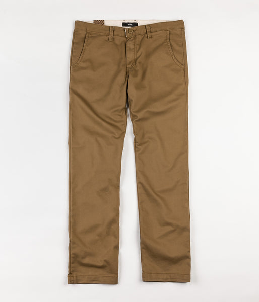 Vans Authentic Chino Trousers - Dirt