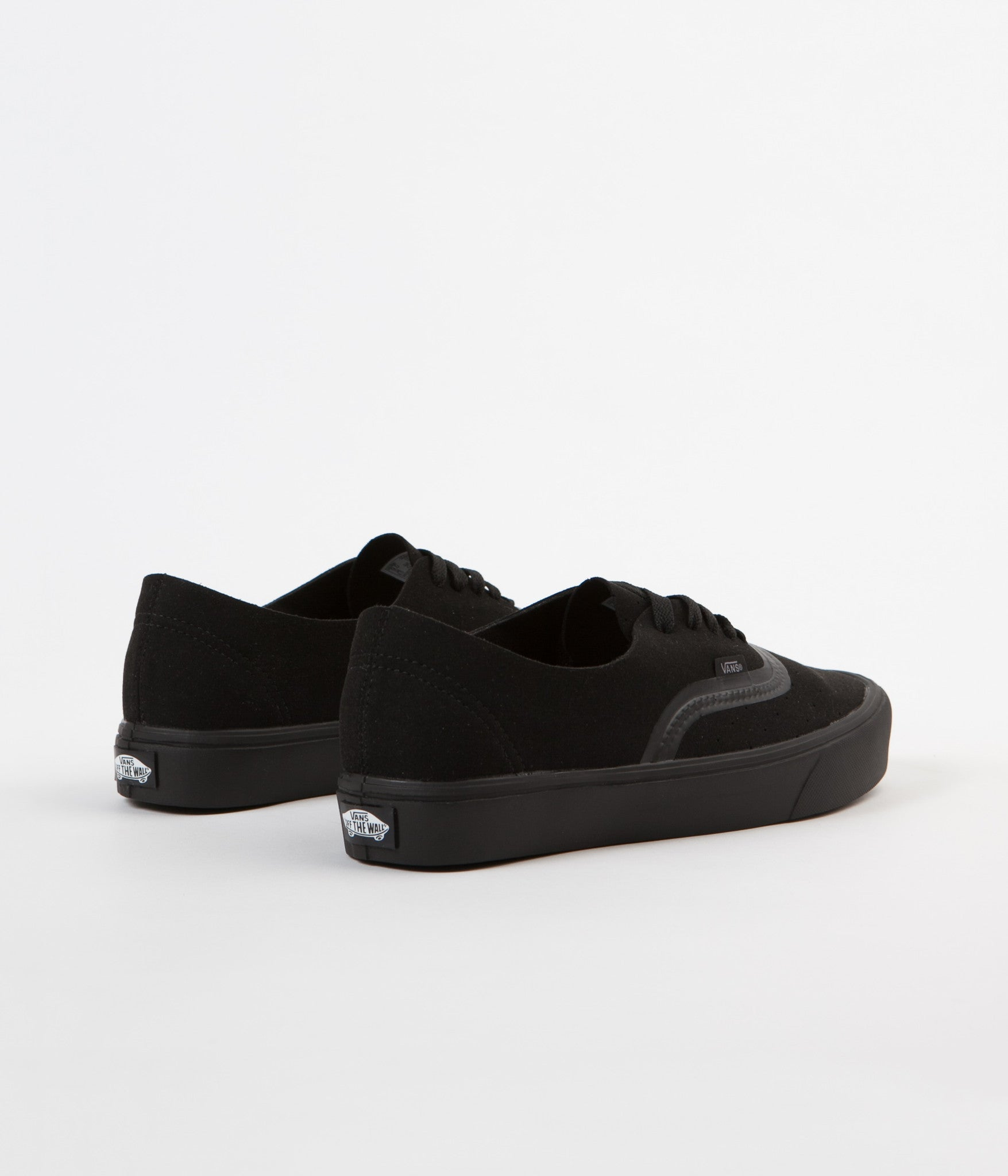 Vans Authentic Lite Rapidweld (Perf) Shoes - Black / Black