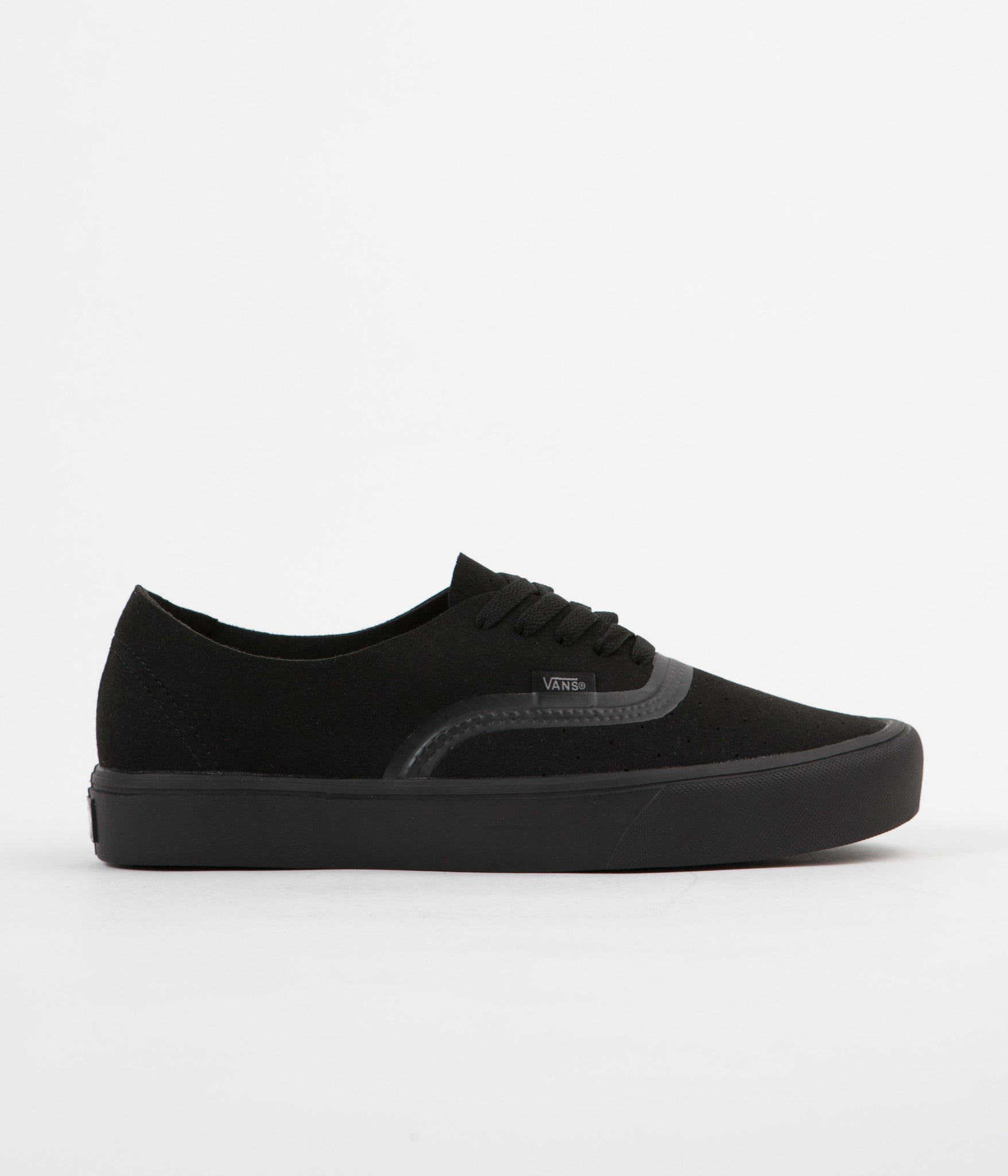 2e1b3aa4c43fba Vans Authentic Lite Rapidweld (Perf) Shoes - Black   Black