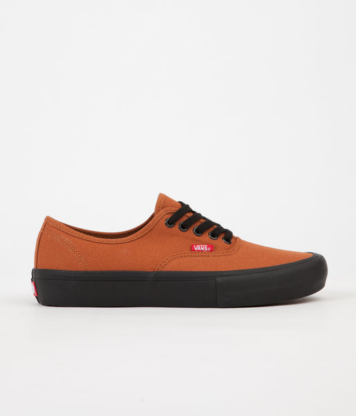 Vans Authentic Pro Dakota Roche Shoes - Black / Glazed Ginger