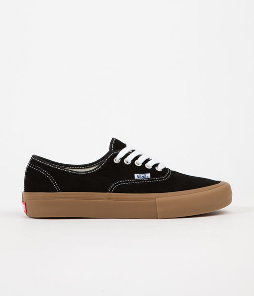 Vans Authentic Pro Shoes - Black / Light Gum