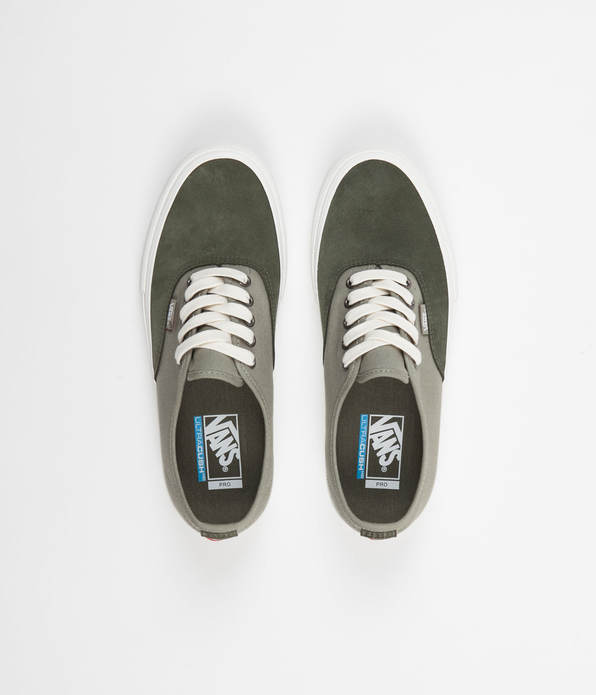 Vans Authentic Pro Shoes - Grape Leaf / Laurel Oak