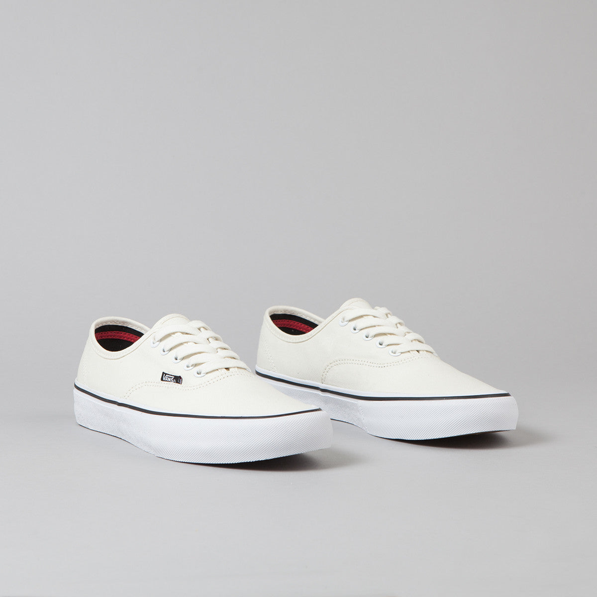Vans Authentic Pro Shoes - White / White