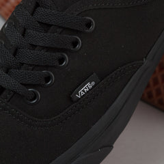 Vans Authentic Shoes - Black / Black