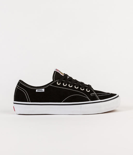 Vans AV Classic Pro Shoes - Black / White