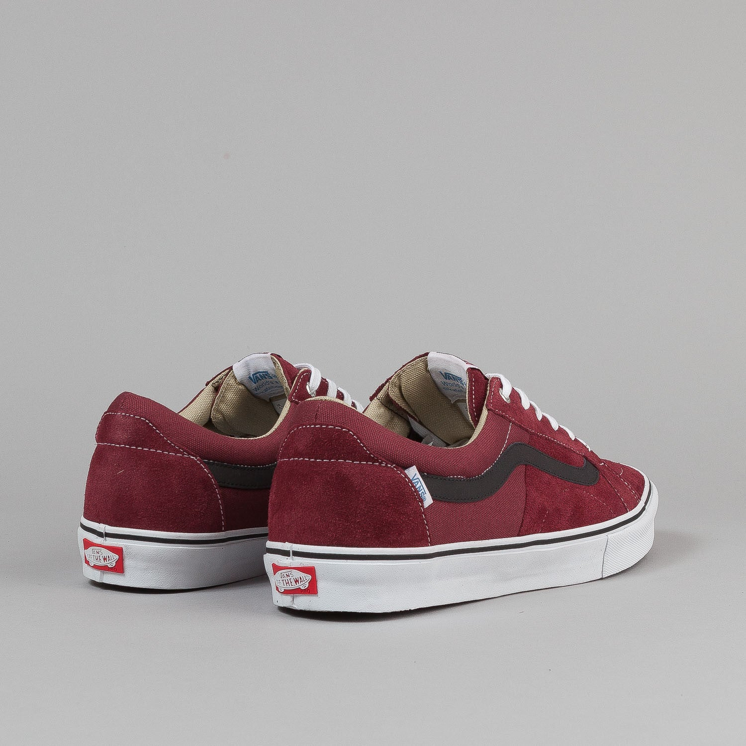 Vans AV Native American Lo Shoes - Brick