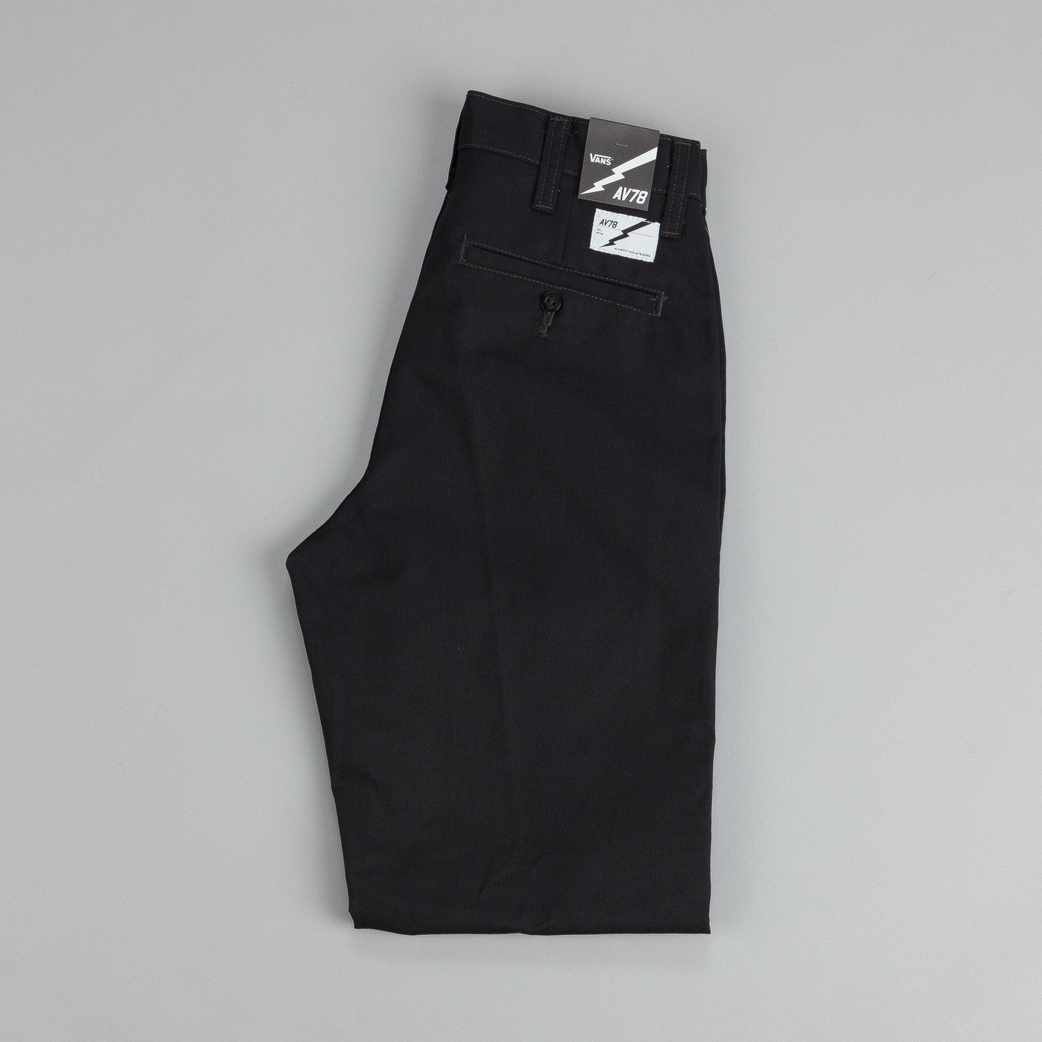Vans AV78 Work Pant II Black