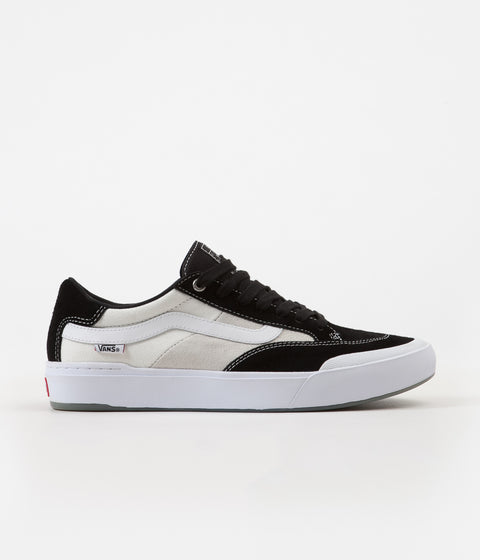 Vans Berle Pro Shoes - Black / White