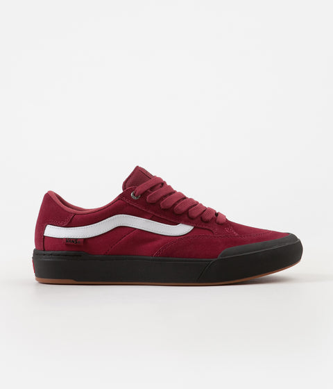 Vans Berle Pro Shoes - Rumba Red