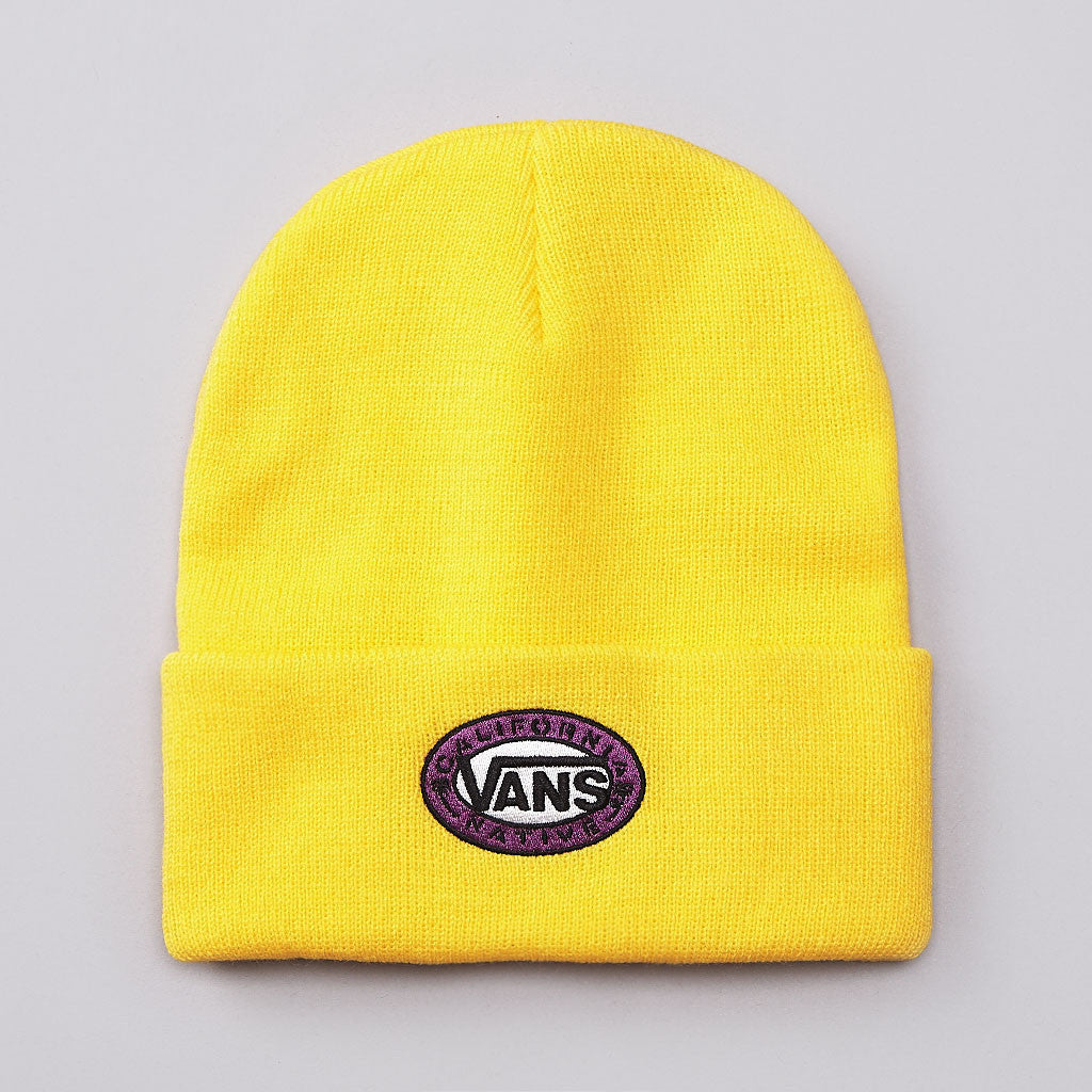 Vans California Native Beanie True Yellow