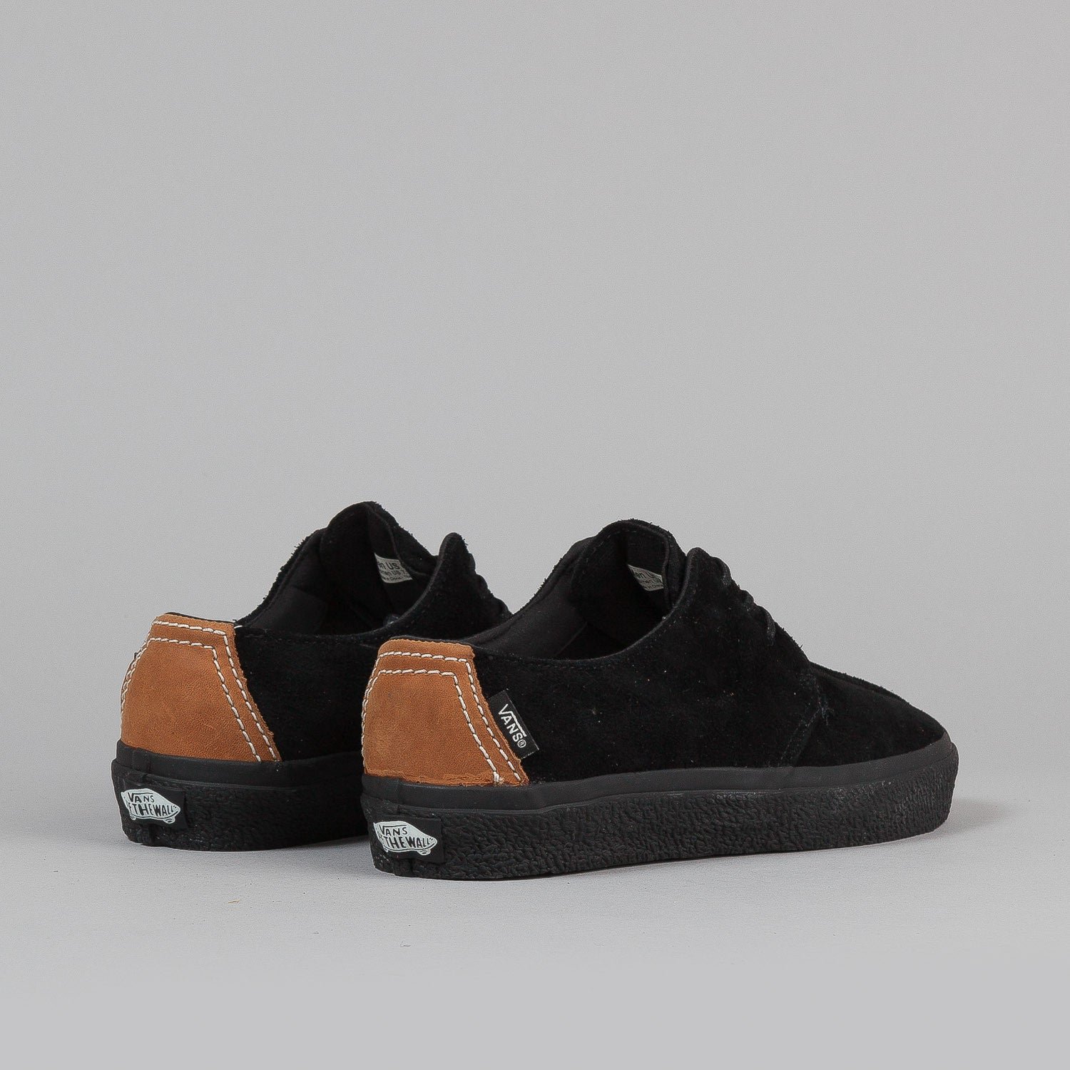 Vans Carrilo CA Shoes - Black