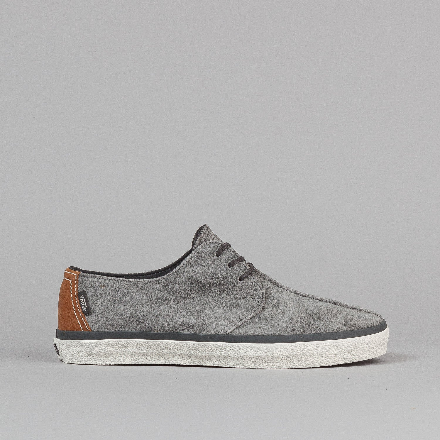 Vans Carrilo CA Shoes - Dark Shadow