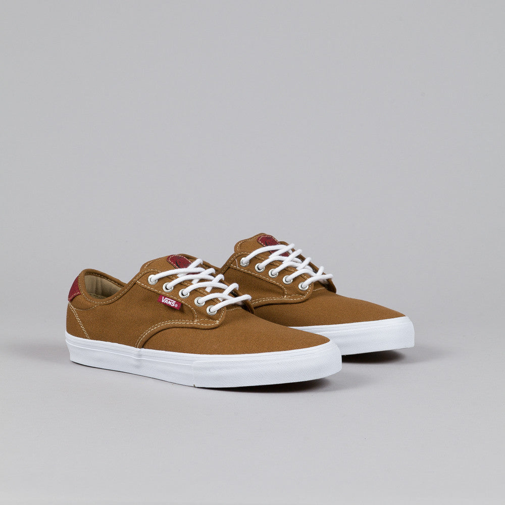 Vans Chima Ferguson Pro (Cork) Rubber / Red