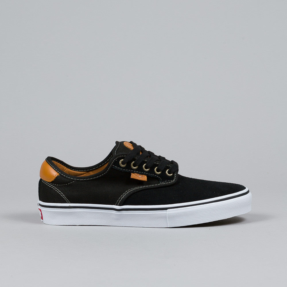 Vans Chima Ferguson Pro Black / White / Tan