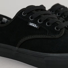 Vans Chima Ferguson Pro Shoes - (Mono) Black / Black