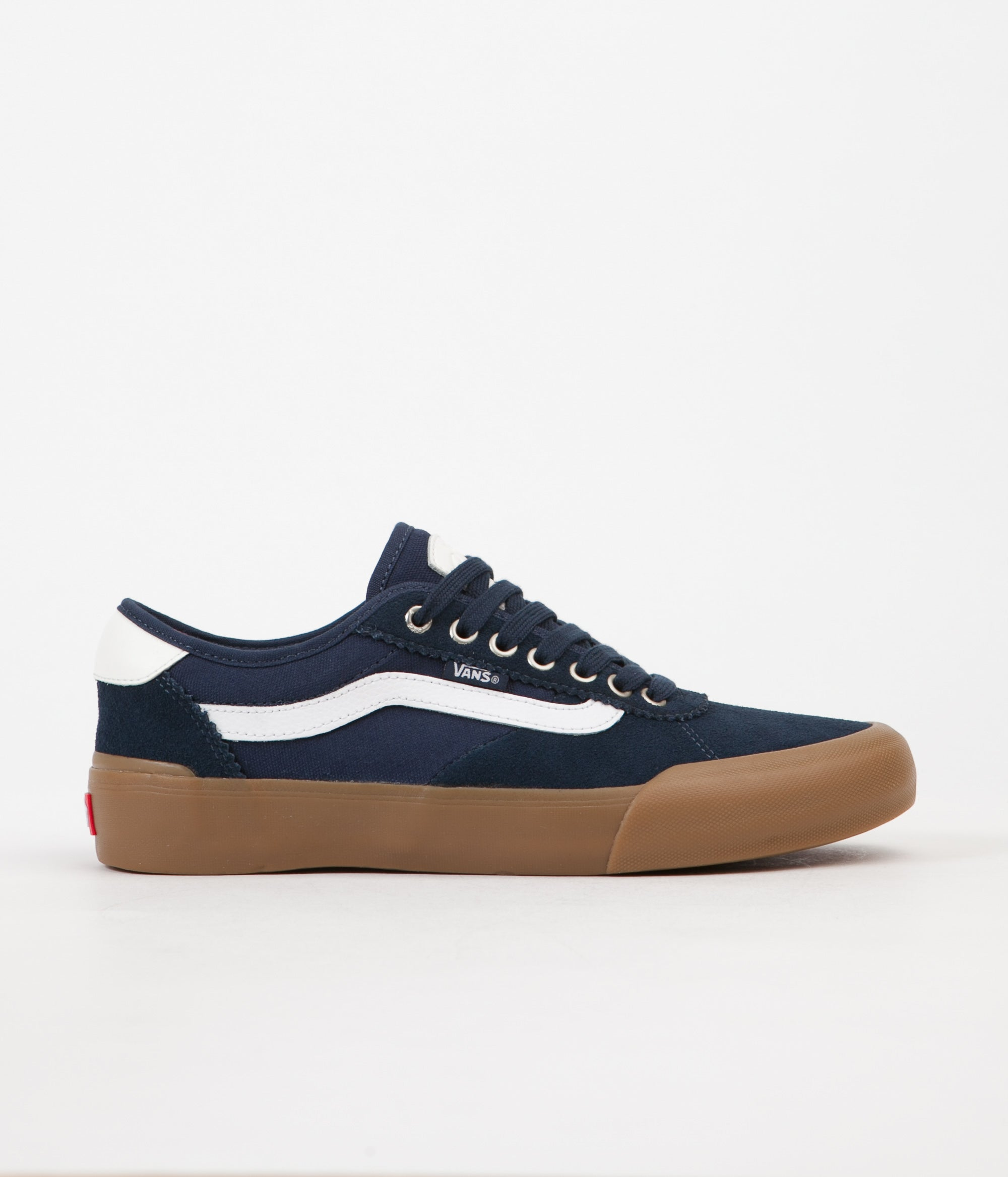 Vans Chima Pro 2 Shoes - Navy   Gum   White  509ead5d7