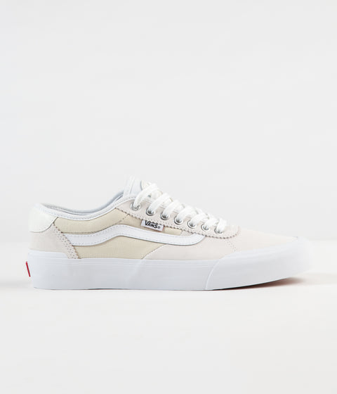 Vans Chima Pro 2 Shoes - White / White