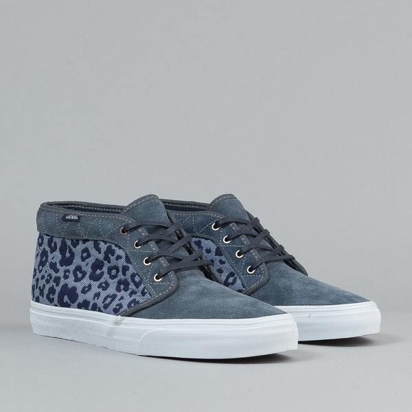 Vans Finisterre Shoes Blue