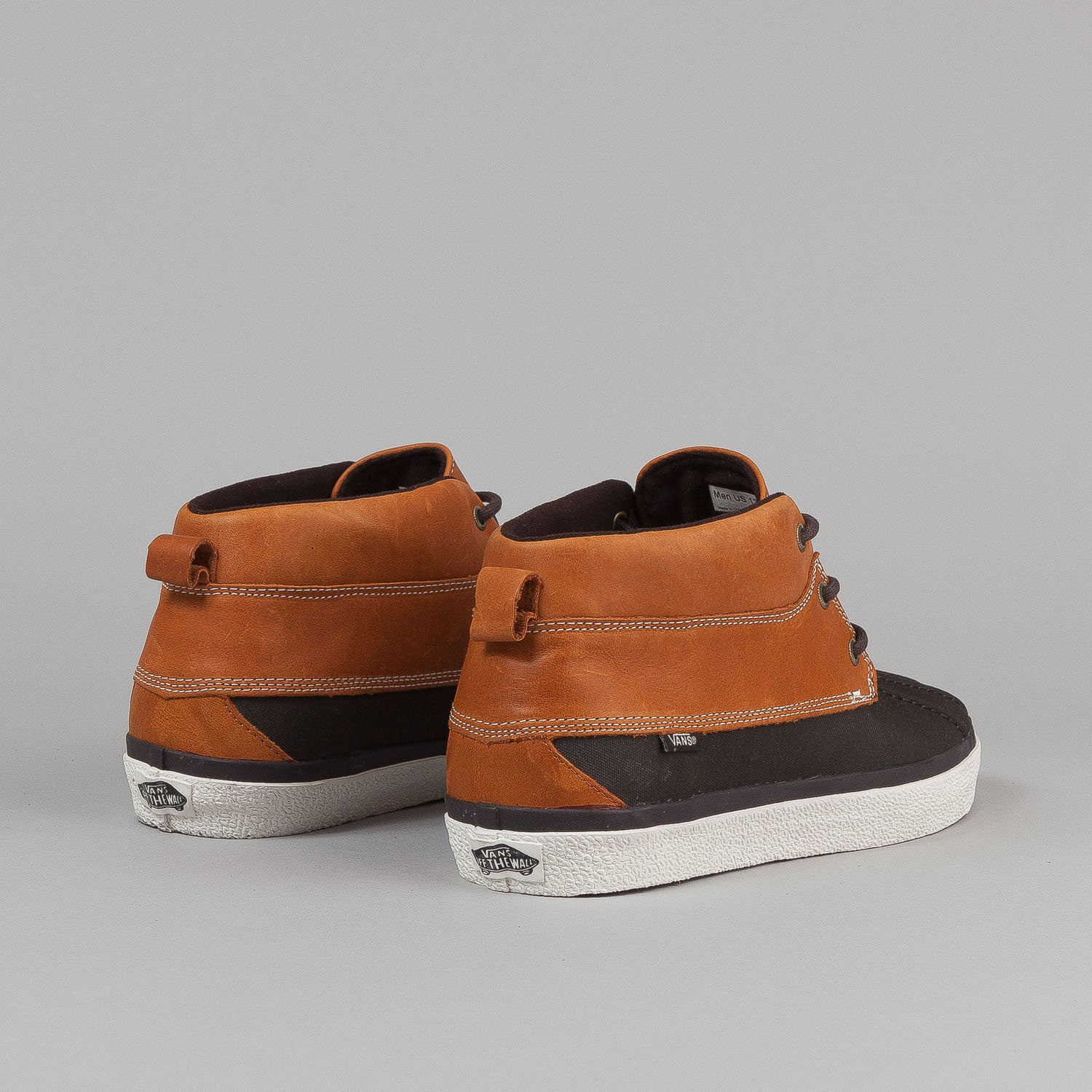 Vans Chukka Del Pato CA Shoes - After Dark / Vanilla Ice