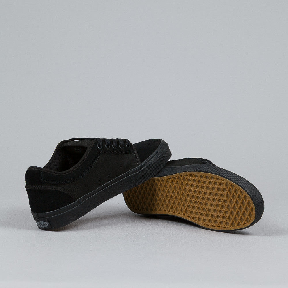 Vans Chukka Low Black / Black