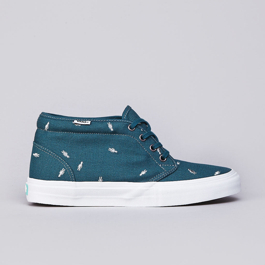 Vans Chukka Pro (Alien Workshop) Lake