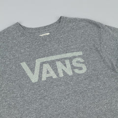 Vans Classic T-Shirt - Dark Heather Grey
