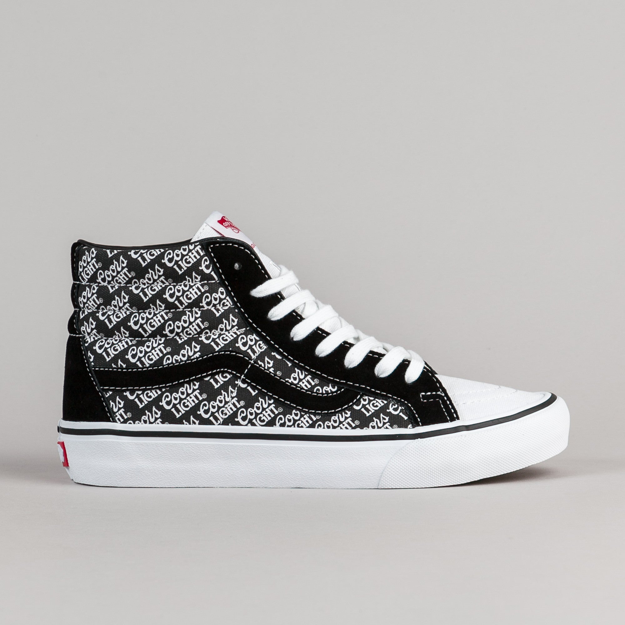 Vans 50th Sk8-Hi Pro '91 Reissue Shoes - Coors Light / Black