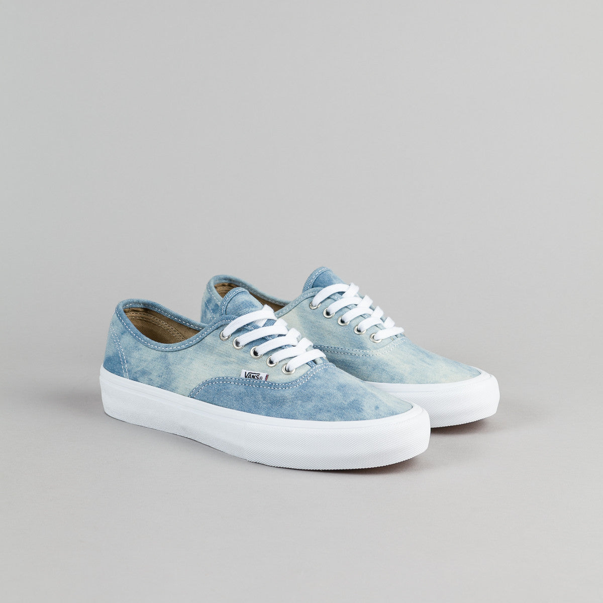 Vans Authentic Pro Shoes - Denim / White