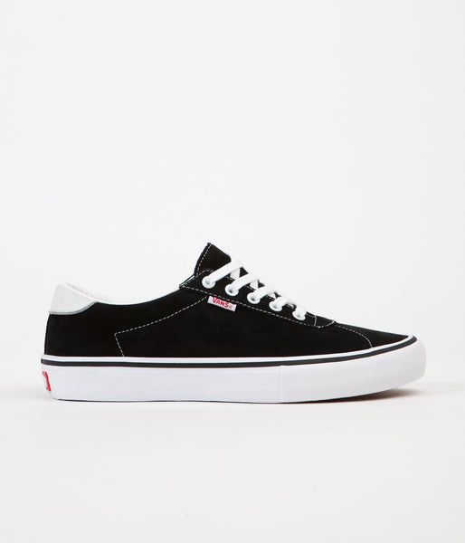 Vans Epoch Pro Shoes - Black / White / White
