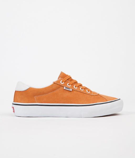 Vans Epoch Pro Shoes - Golden Ochre