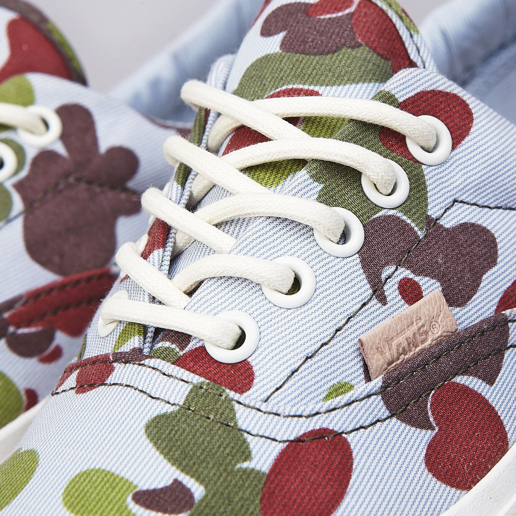 Vans Era 59 CA (Camo Suiting) Captains Blue