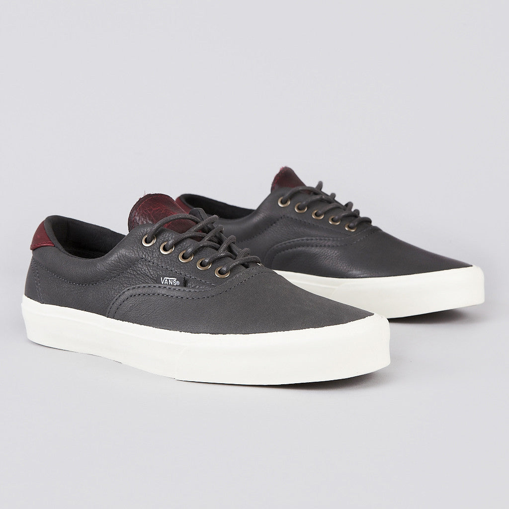 Vans Era 59 CA (Leather) Dark Shadow