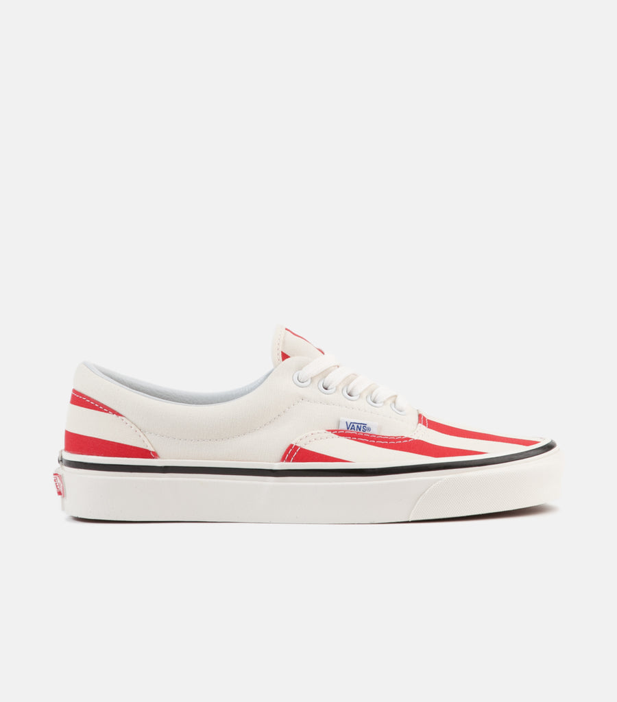 vans running shoes white