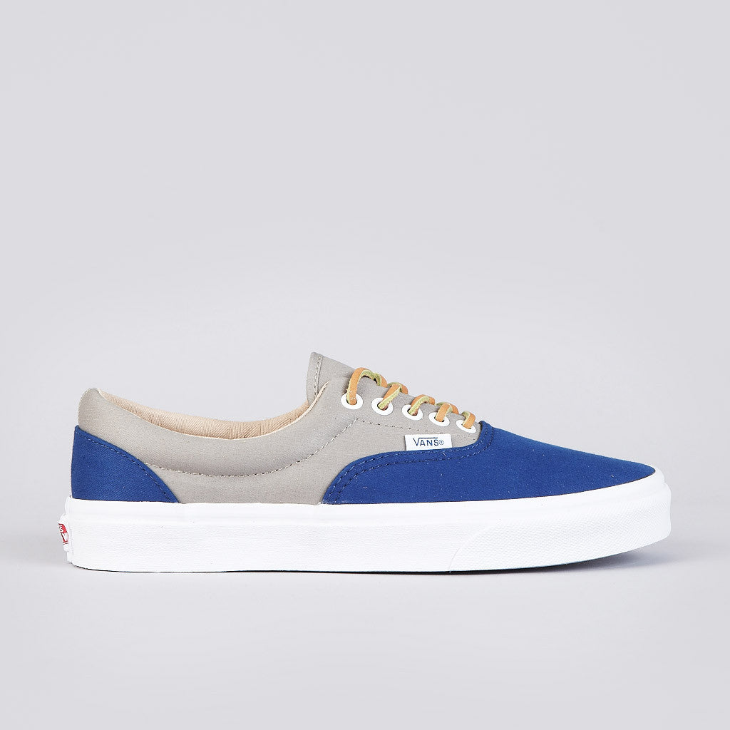 Vans Era CA (Brushed Twill) Blue / Aluminum