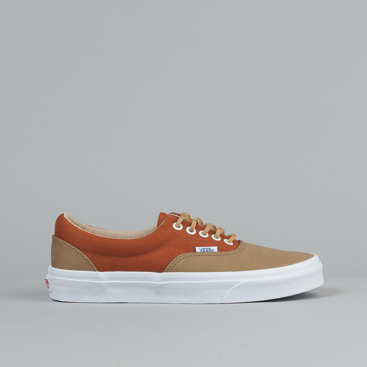 Vans Era CA (Brushed Twill) Ermine / Ginger