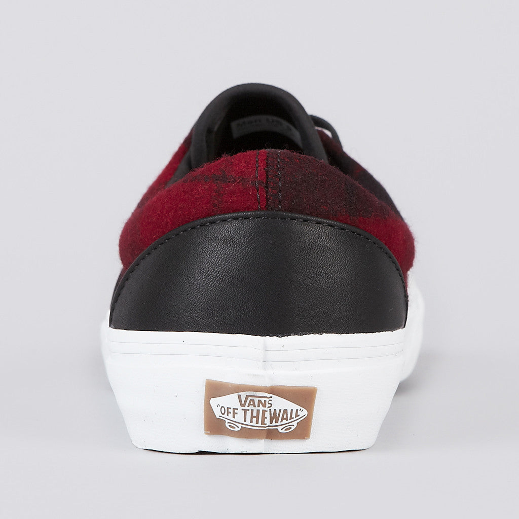 Vans Era CA (Flannel) Black